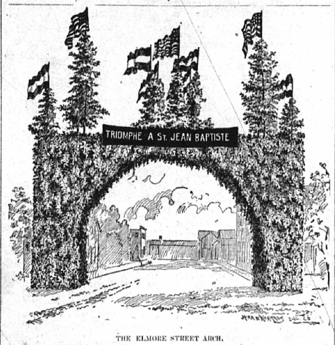 The Weekly Iron Port, Escanaba, Michigan June 1892