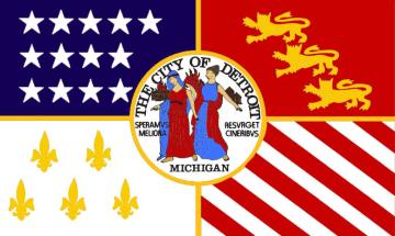 detroit-flag