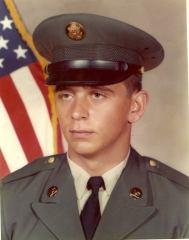 Greg LaForest, Bay City, Michigan, US Army. Courtesy of Jesse LaForest.