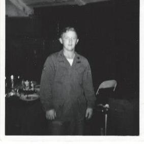 Richard T. Renaud, Vietnam. Courtesy of Richard T. Renaud.