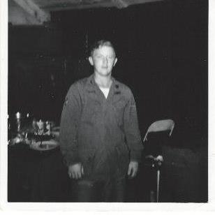 Richard T. Renaud, Vietnam. Courtesy of Richard T. Renaud.