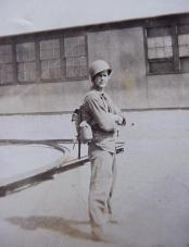 Robert Paquette, Quinnisec and Kingsford, Michigan, US Navy, WWII, Japan. Courtesy of James Paquette.