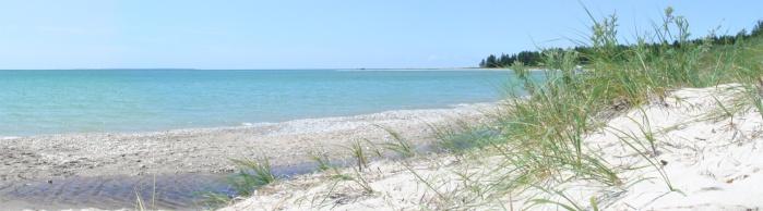 Iron Ore Bay, Beaver Island, Michigan