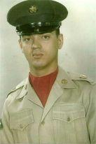 Daniel Jay Dupree, Jr. US Army, Vietnam Era, Bay City/Charlotte, Michigan. Courtesy of Jesse LaForest.