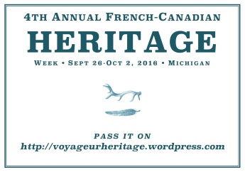 4th Annual French Week Antler green