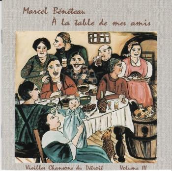 Beneteau, Marcel CD cover